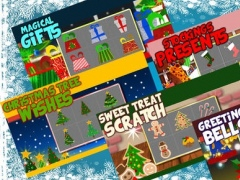 Awesome Christmas Instant Lotto Scratchers Ticket Game: Play for Free and Win a Big Jackpot! Feeling Lucky? 1.0 Screenshot