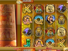 Awesome Egypt Jackpot Paradise Slots - HD Slots, Luxury, Coins! (Virtual Slot Machine) 1.0 Screenshot