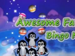 Awesome Family Bingo Night - win double jackpot casino tickets 1.4 Screenshot