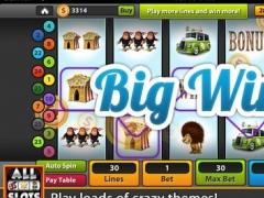 Awesome Slots Machine - Mega Edition with Prize & Bonus Wheel Casino Experience 2.1 Screenshot