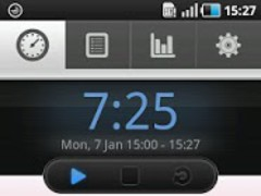 Awesome Time Logger Free 2.6.6 Screenshot