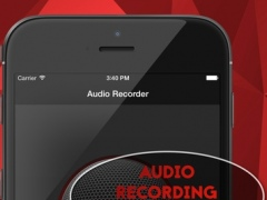 Awesome Voice Recorder Pro 1.0 Screenshot
