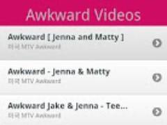 Awkward TV Drama Mtv Video M/V 1.2 Screenshot