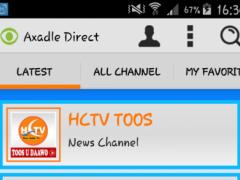 Axadle Direct 3.1.6 Screenshot