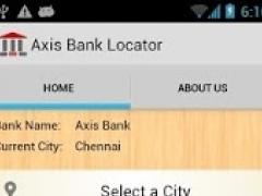 Axis Bank Locator 1.0.1 Screenshot