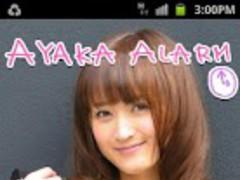 Ayaka Komatsu Collection Alarm 1.0.1 Screenshot
