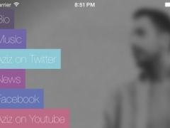 Aziz Music 1.4 Screenshot