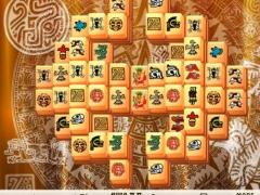 Aztec Mahjong 1.0 Screenshot