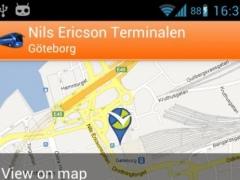Bästtrafik Reseplanerare 2.2.2 Screenshot
