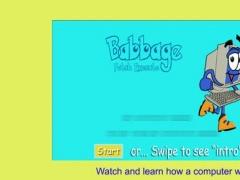 Babbage Fetch 1.51 Screenshot