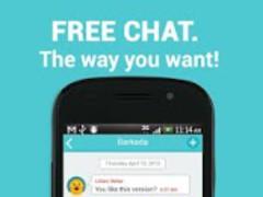 Babble Messenger [Beta] 2.9.6.3 Screenshot