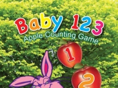 Baby 123-Apple Counting Game for iPad 1.0 Screenshot