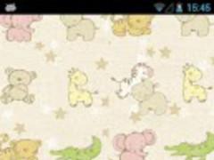 Baby Animals Live Wallpaper 1.0 Screenshot
