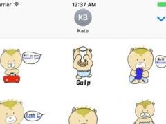Baby Bear Sticker 1.0 Screenshot