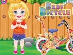Baby Bicycle Ride 2.0 Screenshot