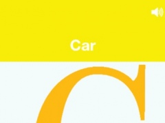 Baby Bubble School Flash Cards Vehicle Names Learning 1.0 Screenshot