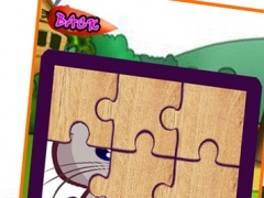Baby Bunny Rabbit Jigsaw Puzzle Game 1.0 Screenshot