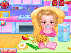 Baby Caring Games with Anna 2.0.5 Screenshot