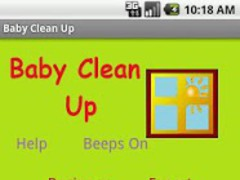 Baby Clean Up 1.0 Screenshot