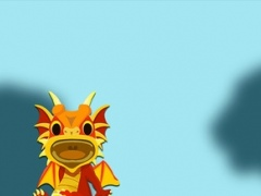 Baby Dragon Dentist Makeover Pro - virtual teeth operation game 1.4 Screenshot