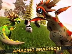 Baby Dragons and Dog Puppies 1.6.1 Screenshot