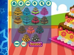 Baby Game-Birthday cake decoration 2 1.0 Screenshot