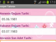 Baby Gender Calculator 9 Screenshot