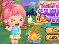 Baby Goes Camping 1.0.0 Screenshot