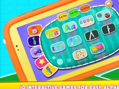 Baby Hazel Alphabet World 1.0 Screenshot