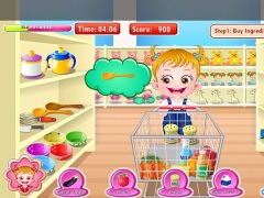 Review Screenshot - Kitchen Game – Help Hazel in Making a Homemade Meal