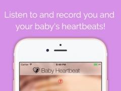 Baby Heartbeat - Fetal heart stethoscope 2.0.3 Screenshot