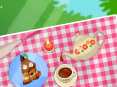 Baby Mouse: Tea Party 1.0.2 Screenshot