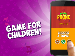 Baby phone toy for kids 1.3 Screenshot