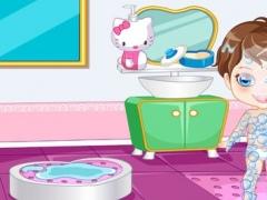 Baby Princess Birthday Makeover——Dream Castle&Lovely Girls Makeup 1.0.0 Screenshot