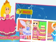 Baby Princess Shop Cake Jigsaw Puzzle Game 1.0 Screenshot