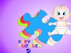 Baby Puzzle II Free 40 Screenshot