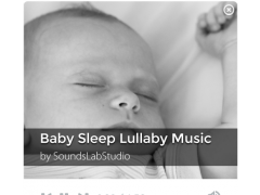 Baby Sleeping Lullaby Music 1.4.3 Screenshot