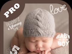 Baby Story Pics Pro - No Ads 1.2 Screenshot