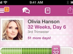 BabyBump Pregnancy Pro with Baby Names 8.0.0 Screenshot