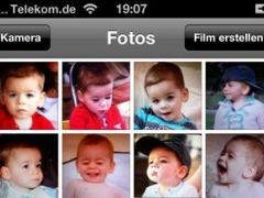 BabyFilm - Your kids growing up in time lapse 1.1 Screenshot