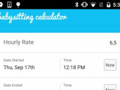 Babysitting Calculator 0.0.6 Screenshot