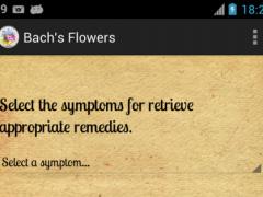 Bach Flower Remedies 1.4 Screenshot