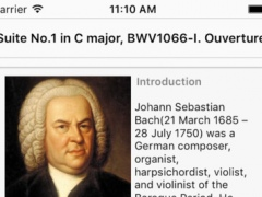 Bach Orchestral Suite 1.1 Screenshot