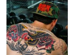 Back Tatto Ideas 1.0 Screenshot