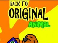 Back To Original (Animal) 1.2 Screenshot