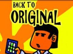 Back To Original 1.5 Screenshot