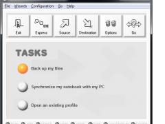 Leanware Backer 6.9 Screenshot