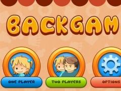 Backgammon for Kids 5.1 Screenshot