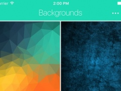 Backgrounds - Create great wallpapers for your contact 1.1 Screenshot