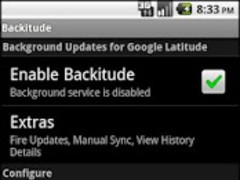Backitude GPS Location Tracker 5.3 Screenshot